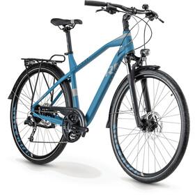 Raymon TourRay 4.0 27-speed Deore, dark blue/grey/black